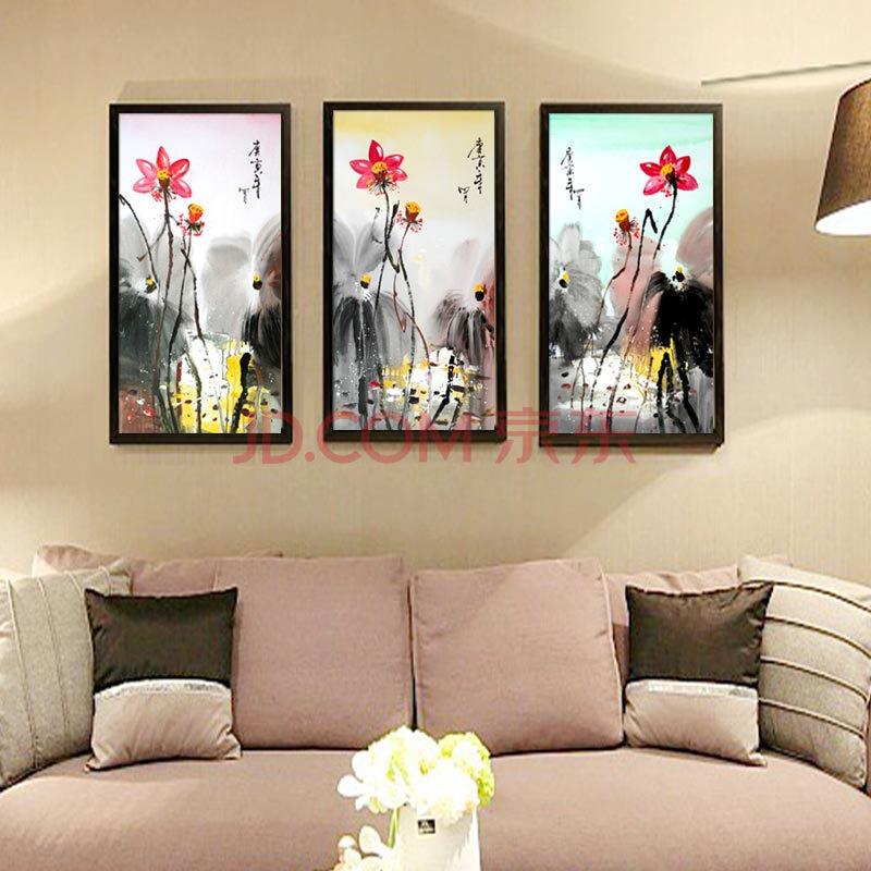 壁画墙画花卉手绘