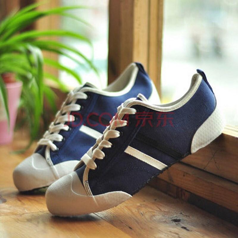 男生鞋子2014潮流_c2潮朝 男生鞋子 帆布鞋2014新款 韩版纯色男鞋透气低帮帆布鞋男潮流