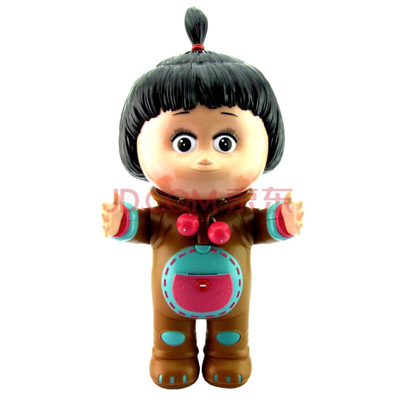 货到付款美高乐儿童玩具 夺宝熊兵熊出没嘟嘟娃娃公仔
