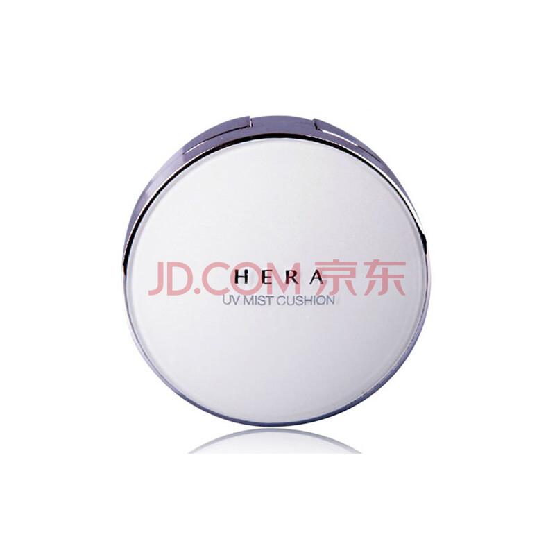赫拉气垫bb霜(HERA) UV多功能保湿防晒 气垫粉饼/粉底霜 送替换芯 15g*2