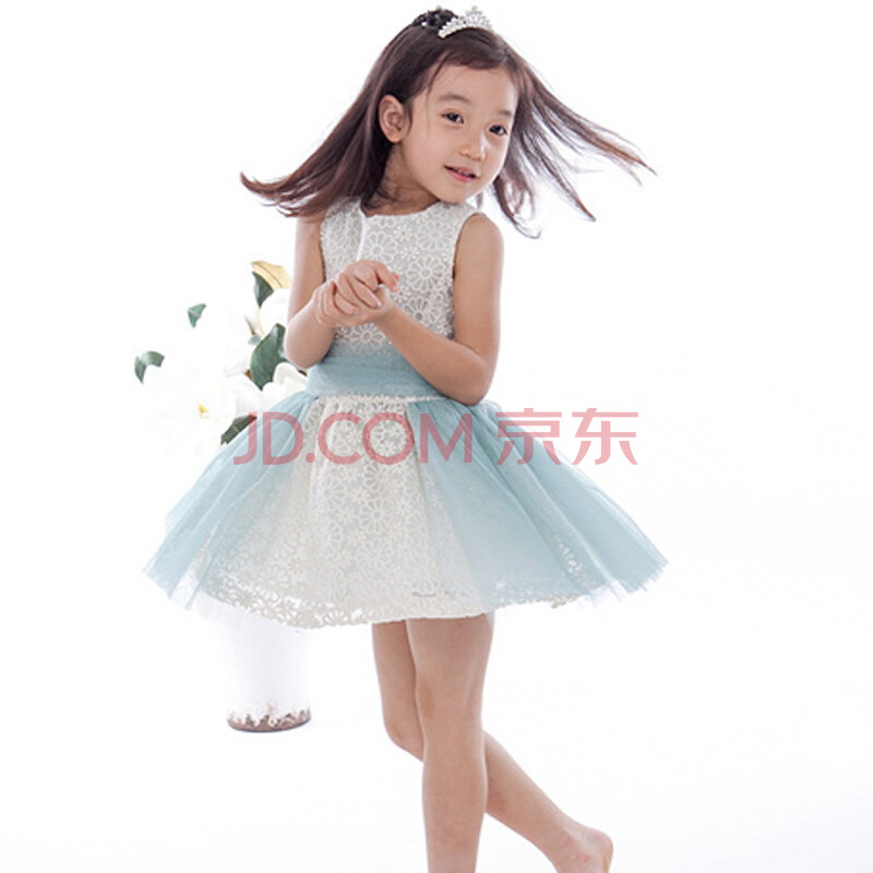 儿童裙子韩版公主裙
