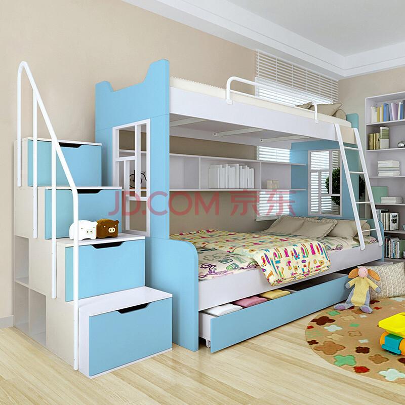 儿童床高低床 上下床