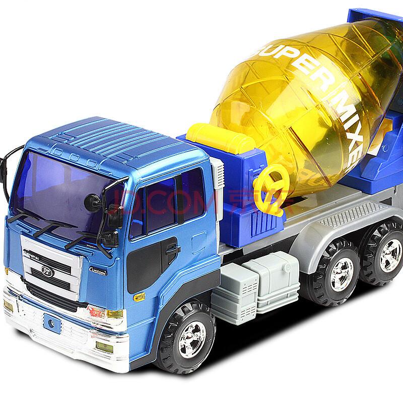 性工程车玩具大卡车