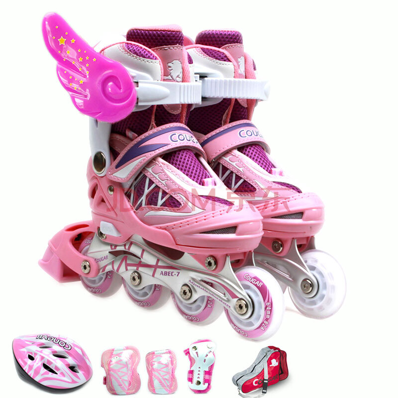 调溜冰鞋儿童套装