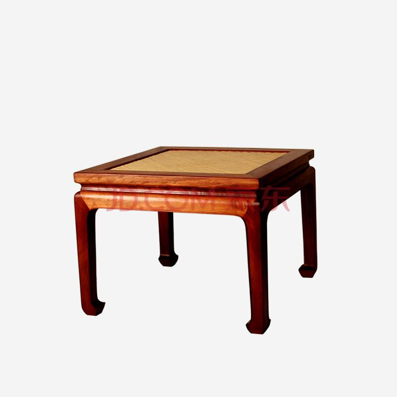 唐朝饰界 明式家具经典 铁力木束腰马蹄大方凳 禅凳 禅椅 边几 禅意家