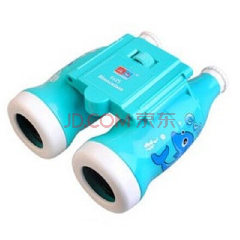 小学望远镜科学儿童小v小学玩具小学生双筒2白橙明科技图片