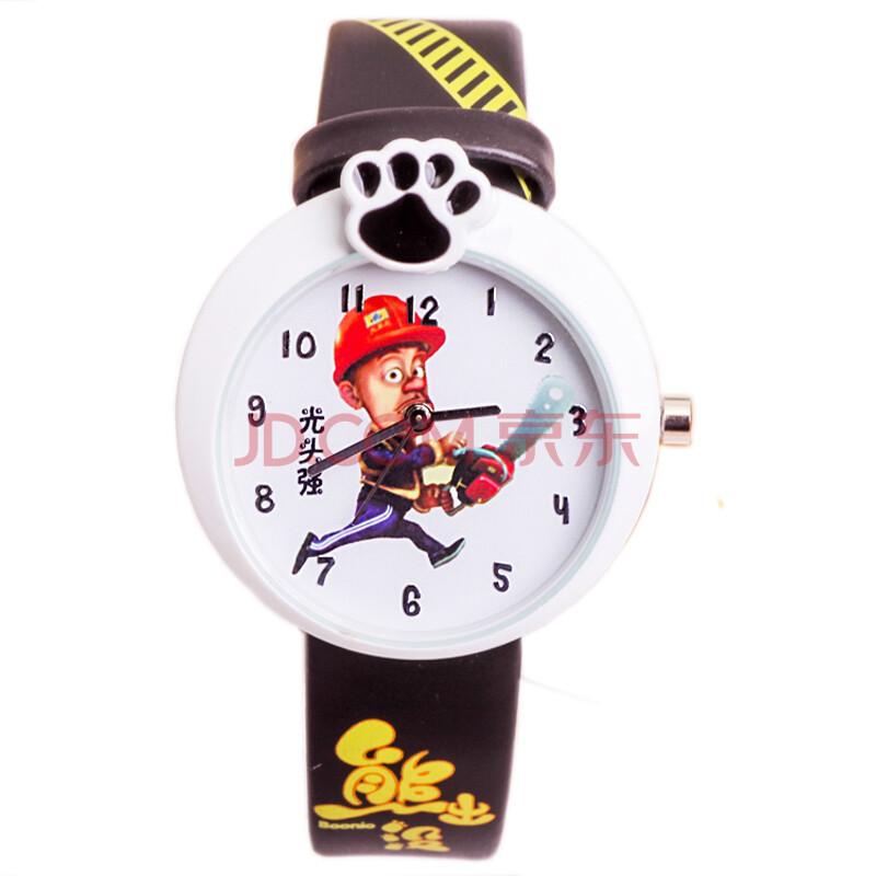 凤临阁 时尚卡通儿童手表小礼物 男孩女孩卡通防水手表 儿童生日创意