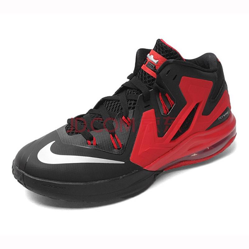 nike耐克 詹姆斯使节6 男子篮球鞋 615821 615821-002图片