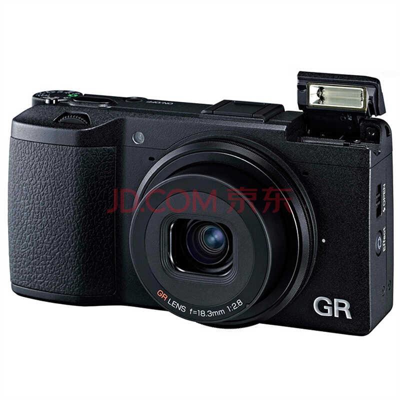 理光(Ricoh) GR高端数码相机 (1620万像素 3英寸123万像素液晶屏 23.7×15.7mm CMOS))
