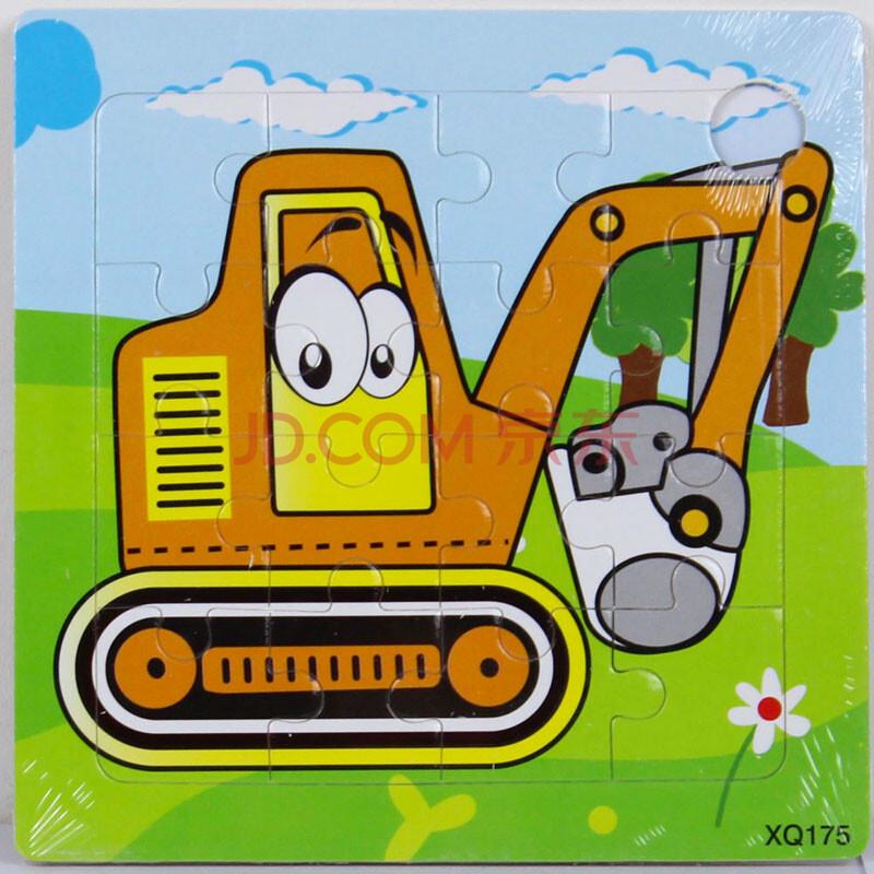 图片-挖土机简笔画图片大全-挖土机简笔画-大汽车卡通图片-挖掘机卡