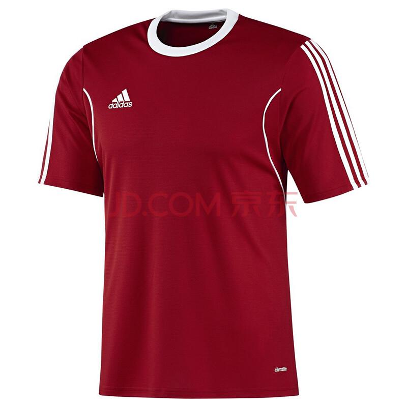 阿迪达斯 adidas 2014新款夏季男款组队 套装 足球服球衣/短裤 z20621