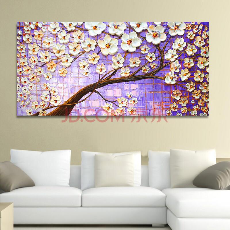 奇sidiqi现代欧式时尚艺术油画客厅背景墙抽象画 (800x800)-丝蒂
