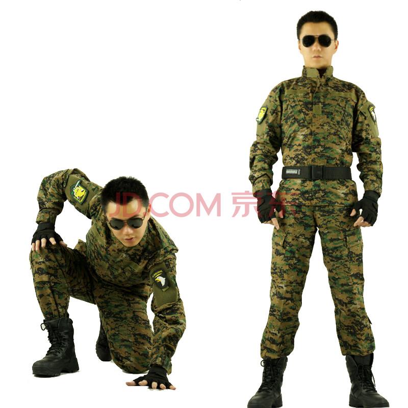兵服装_特种兵服装野战_特种兵军服装男套装_特种兵