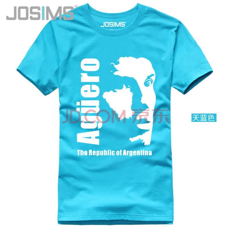 短袖T恤加大码足球运动2014夏季巴西世界杯