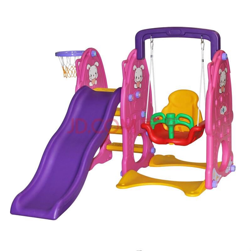 儿童滑梯 宝宝滑滑梯 儿童室内幼儿园婴儿玩具家用五