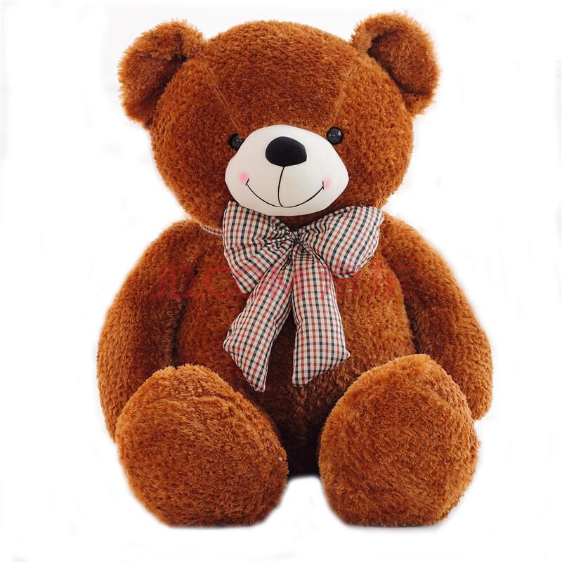 熊公仔抱抱熊布娃娃