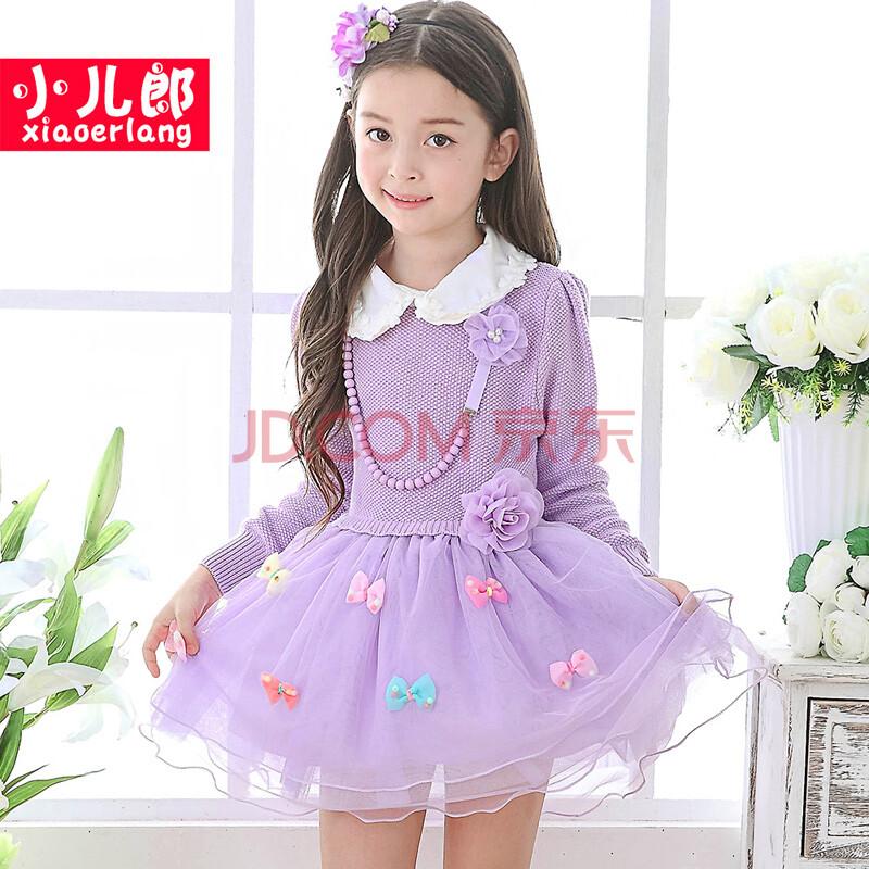 新款春季小女孩裙子中大童儿童女童潮流
