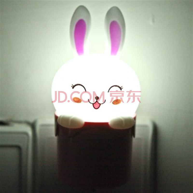 卡通动物led感应灯 小夜灯