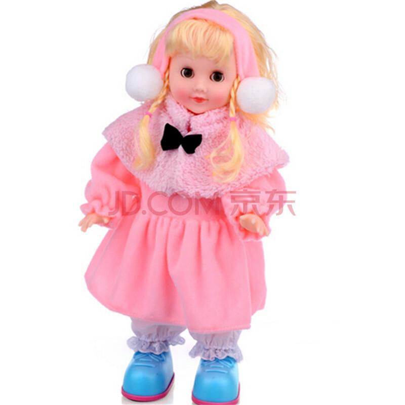 女孩玩具芭比娃娃