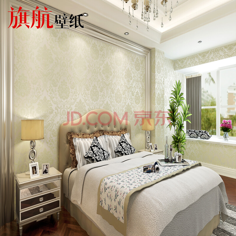 欧式卧室电视墙造型_欧式卧室电视墙造型分享展示图片