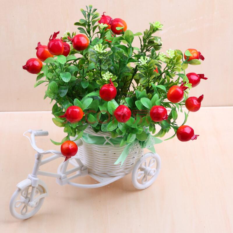 品玫瑰仿真花套装客厅欧式玫瑰装饰花绢花艺假花盆栽图片