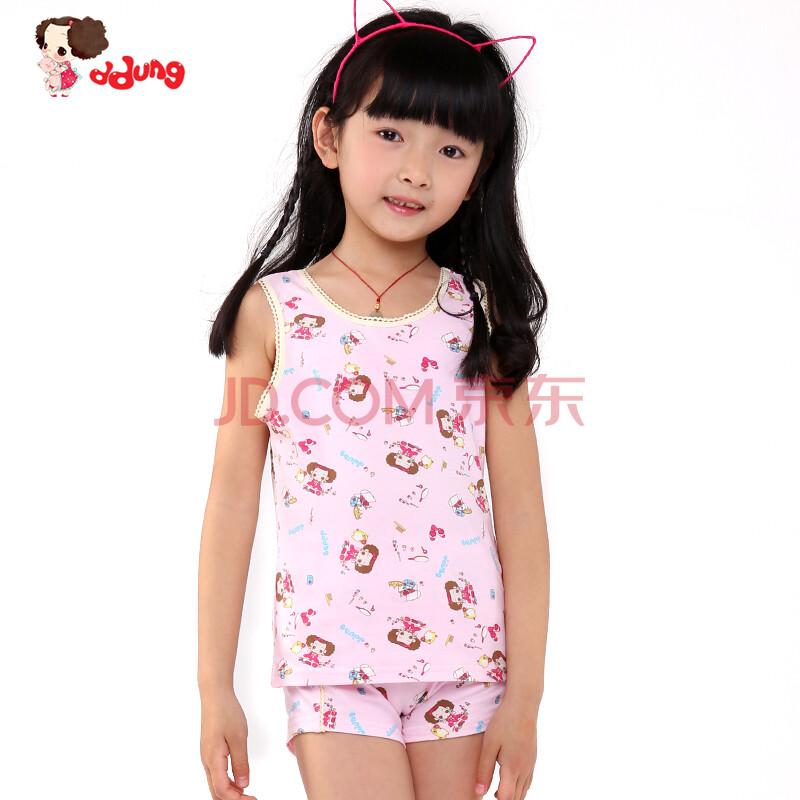 韩国品牌童装女童套装