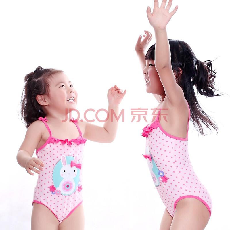 弈姿儿童游泳衣3-13岁可选女童连体泳衣2013新款ezi
