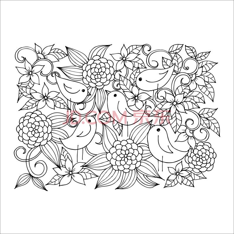简笔画 设计 矢量 矢量图 手绘 素材 线稿 800_800