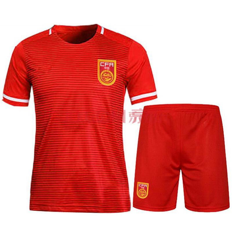 2015年亚洲杯中国国家队主场客场球衣足球服短袖10号郑智队服中国队图片