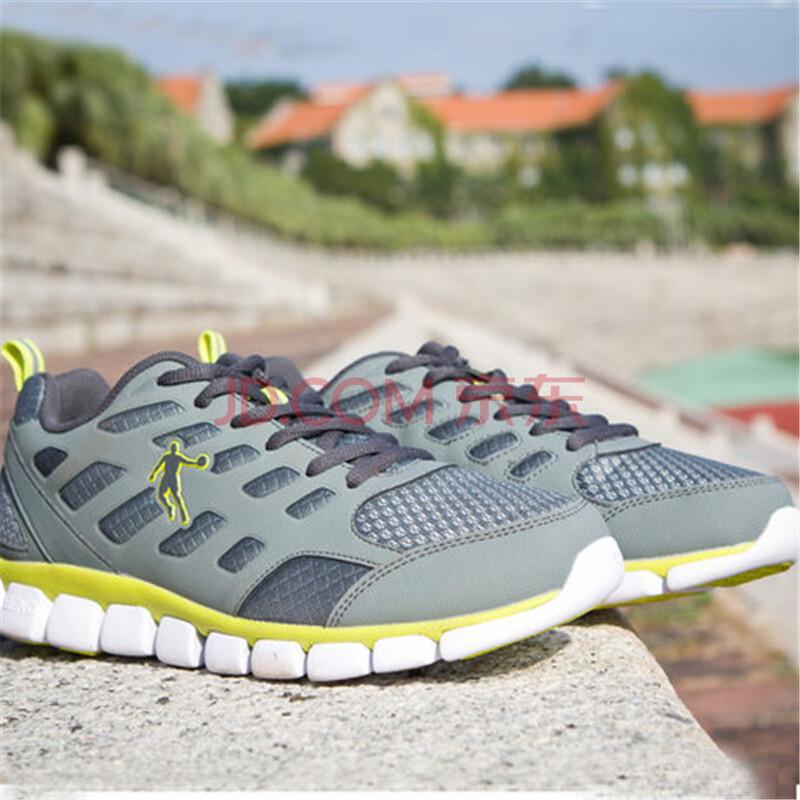 乔丹运动鞋男鞋正品新款休闲跑步鞋男休闲3m反光夜