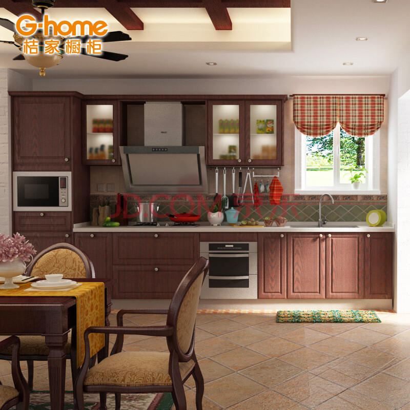 g-home桔家橱柜 金牌品质 时光times 厨房家具整体橱柜定做