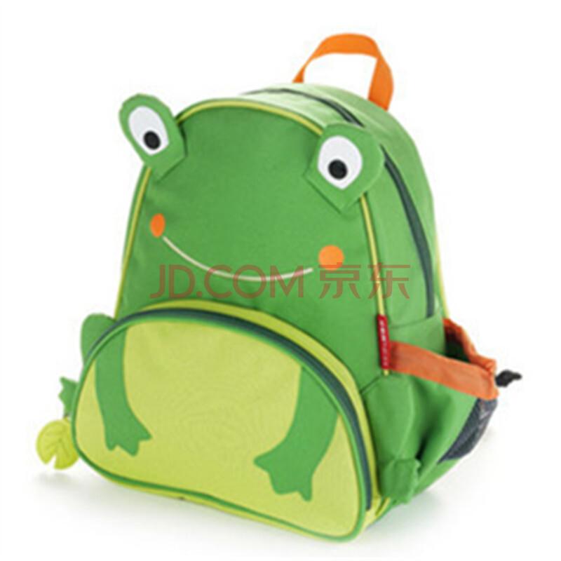 美国skip hop卡通儿童动物书包宝宝双肩包/幼儿园书包 青蛙书包