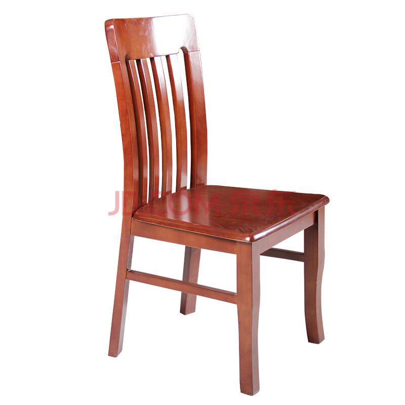 实木餐椅 橡木椅子 家用中式餐椅 餐厅餐椅 书房椅 现代实木座椅 餐厅