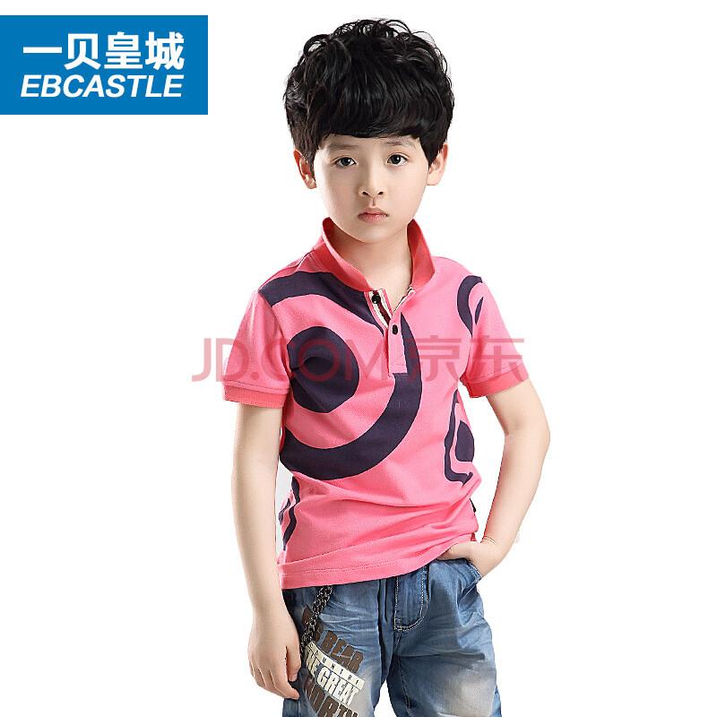 小学生韩版童装保罗T小学品质好新款好用的代词牌子题题图片