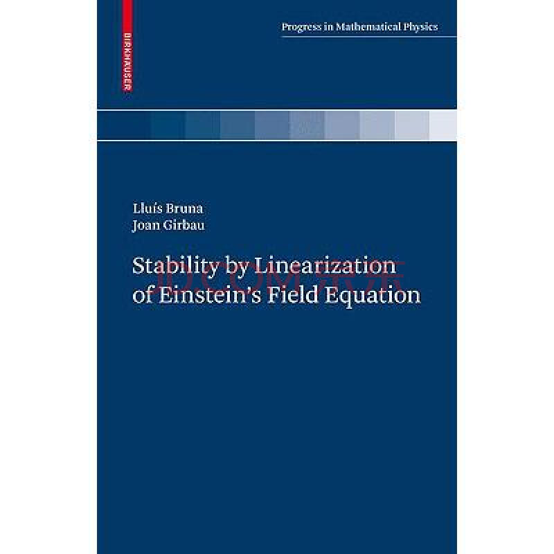 stability by linearization of einstein's.
