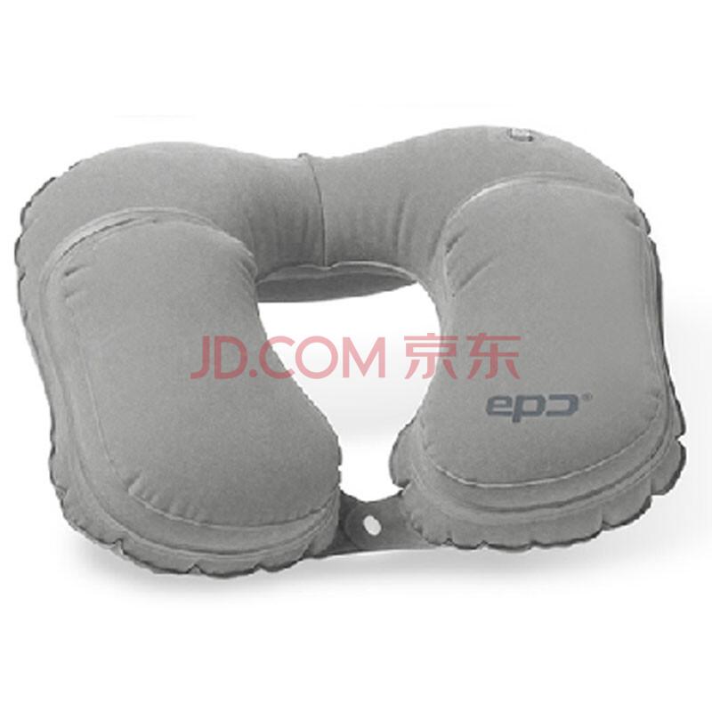 充气枕头旅行枕充气u型枕 护颈枕靠枕吹气坐火车飞机头枕旅游三宝