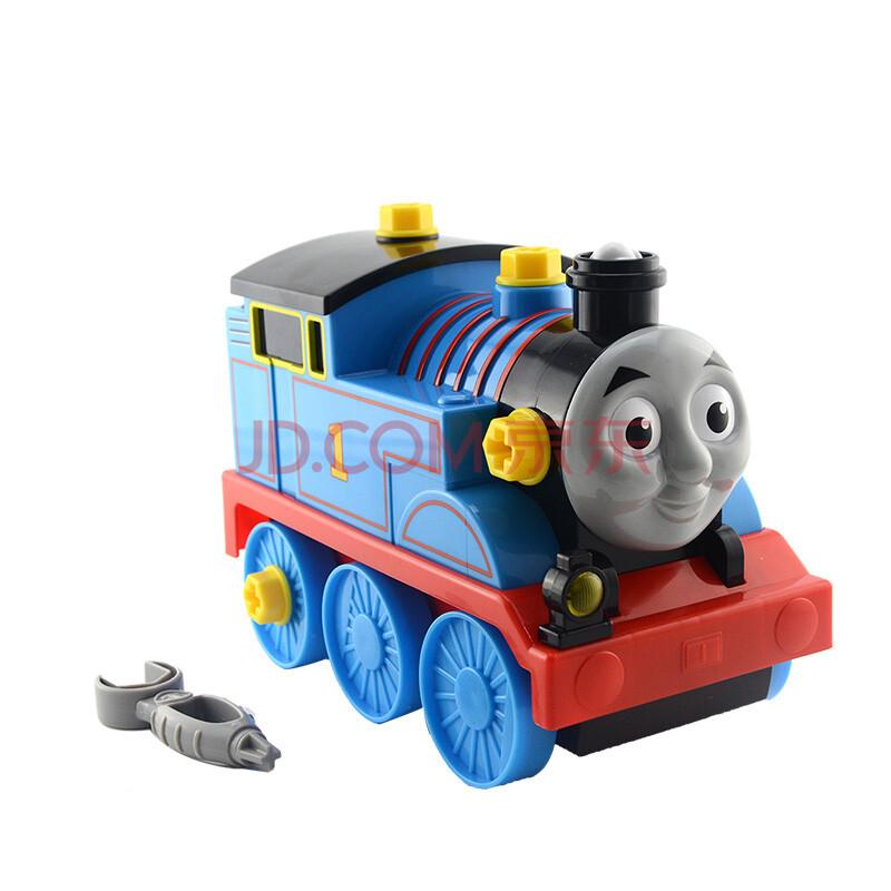&friends学前系列小火车投影遥控儿童男孩玩具 多多岛修理站dmy87