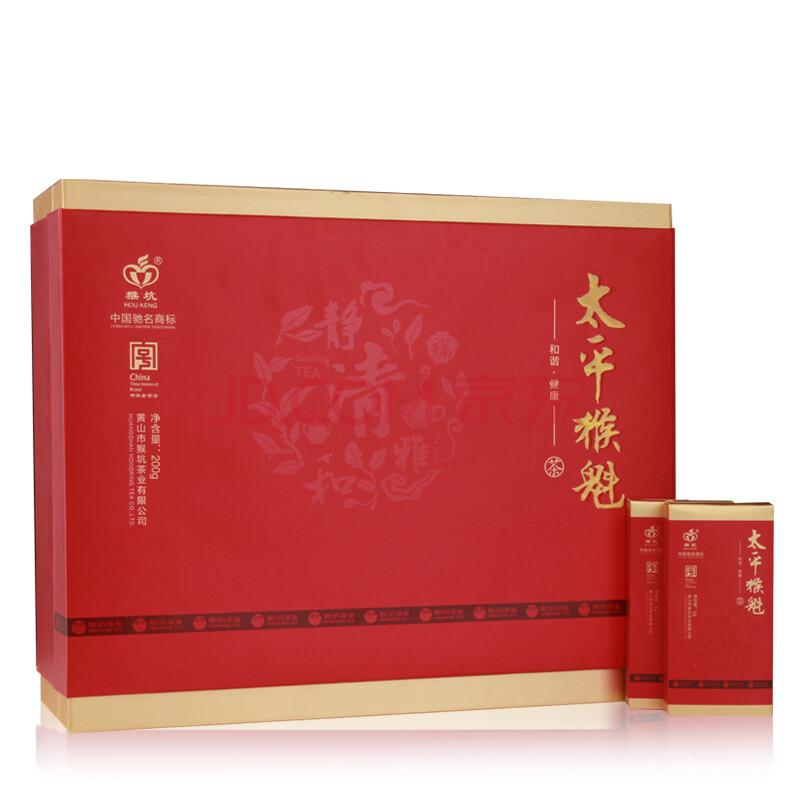 猴坑茶业太平猴魁1915国礼核心产区纯手工捏尖 2015新茶高山绿茶茶叶图片