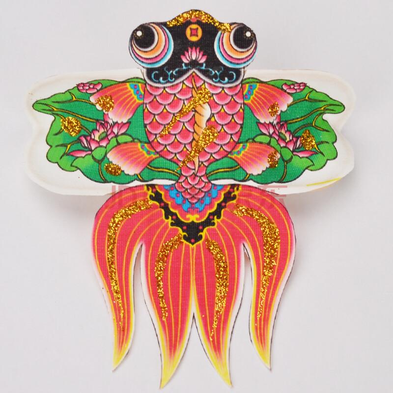 北京礼物 微型传统手工沙燕风筝精致小巧袖珍小风筝不