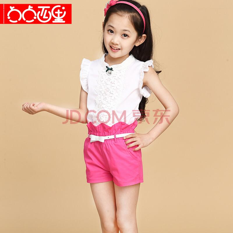 儿童服装 女夏装