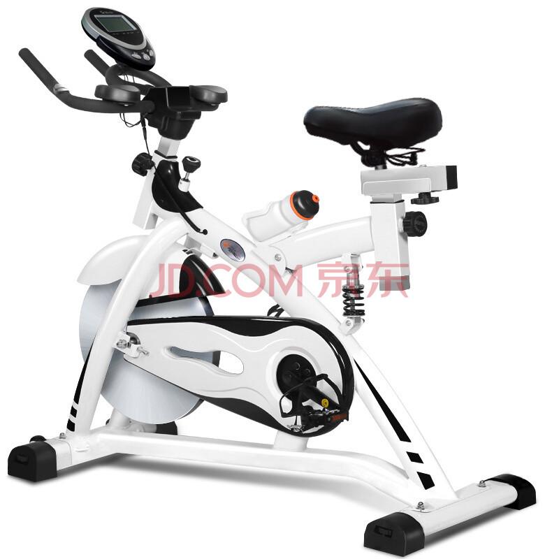 伊吉康 动感单车 室内健身车【坐垫高低可上下