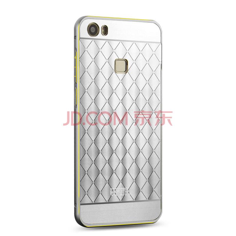 晓吉莳美手机壳保护套女金属边框式男防摔潮用于vivox