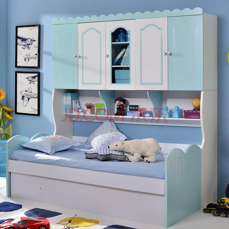 儿童床 衣柜床图片