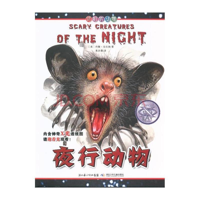 夜行动物-可怕的动物