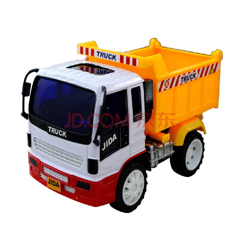 车惯性车挖土机吊车儿童玩具小汽车有3c