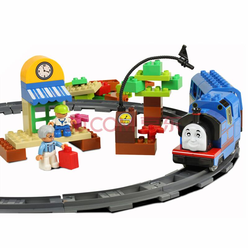 小鲁班航空天地 私人直升飞机儿童益智乐高式拼装积木玩具 智力开发