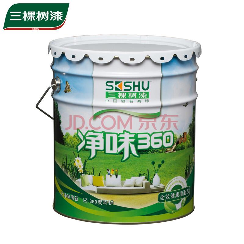 大桶油漆多少升