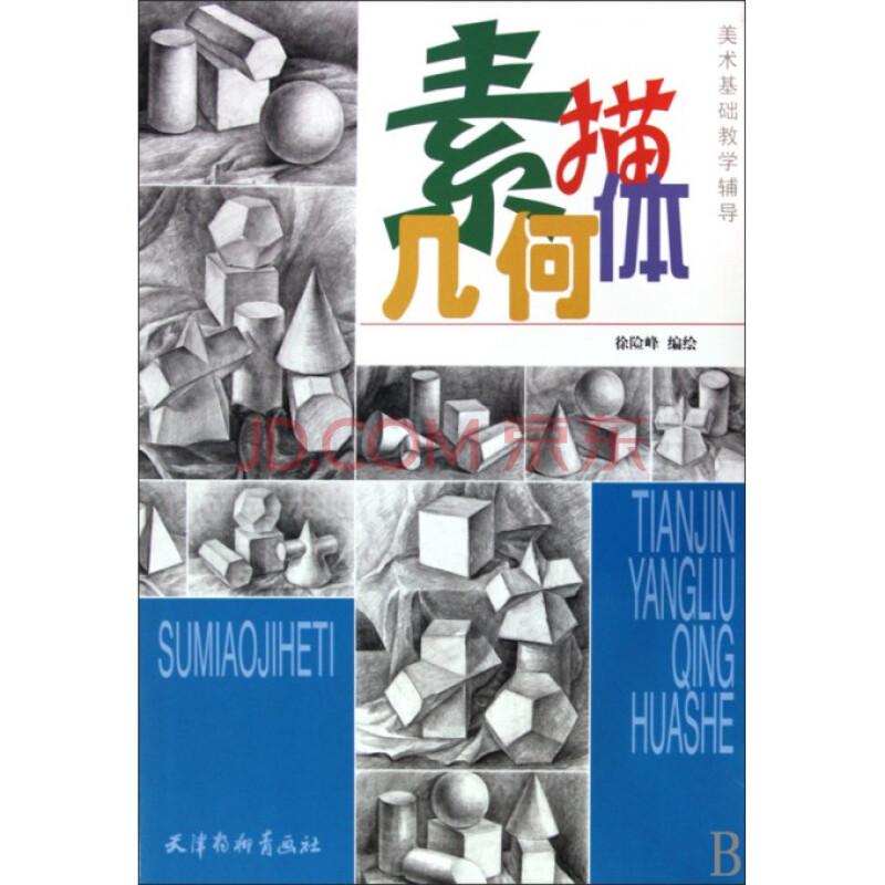 《素描几何体/美术基础教学辅导》徐险峰【摘要图片