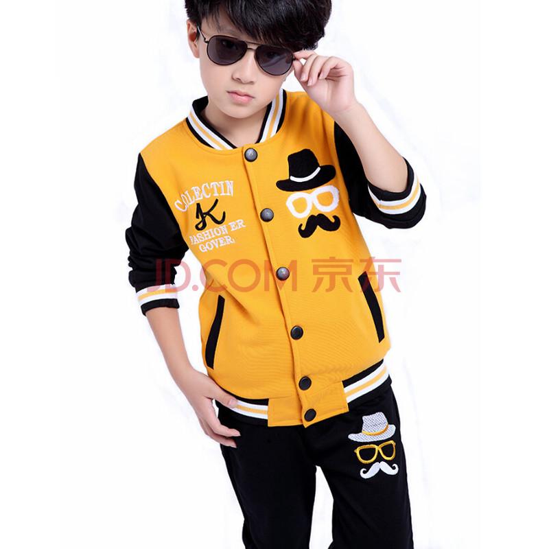 童套装中大童运动服