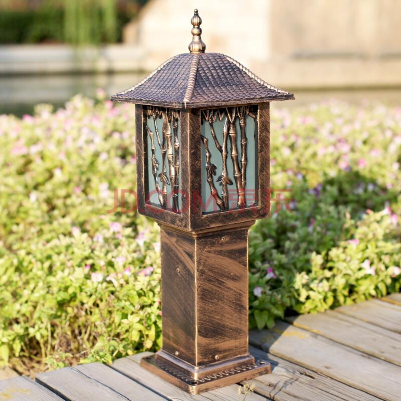 中式草坪灯花园灯 庭院灯户外灯路灯防水草坪灯室外灯图片